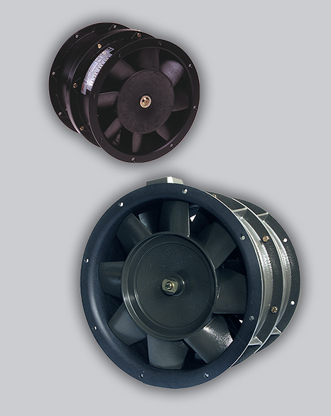 High Performance ETRI fans